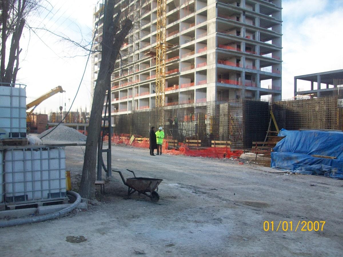 Çevre ve Şehircilik Bakanlığı Merkez Bina İnşaatı