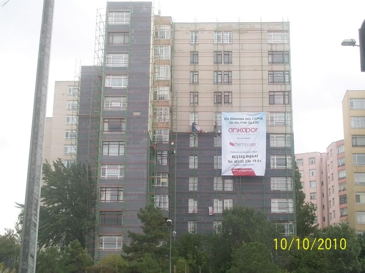 Bina Mantoloma Hizmetleri