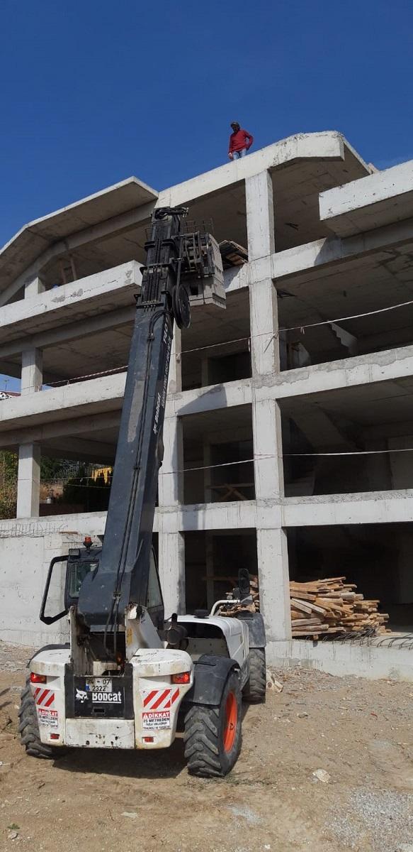 Ankara Konutkent Özel Villa İnşaatı